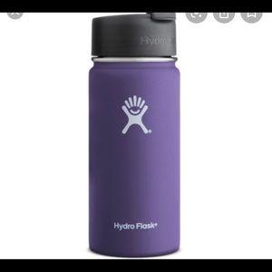 16 oz Hydro Flask w Lid